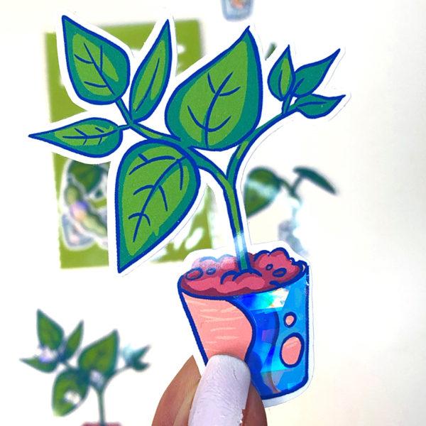 PLANTcycle_stickers-holograficosIMG04