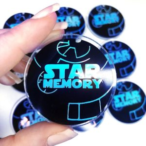 STAR MEMORY, memory StarWars regalos originales