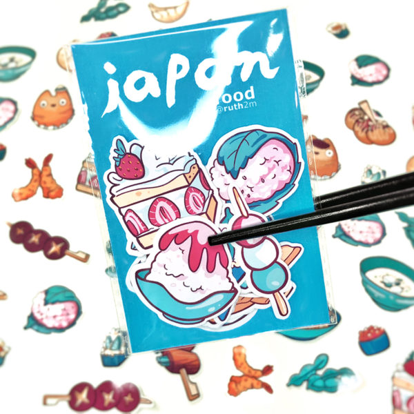 JAPANfood_stickers_ruth2m