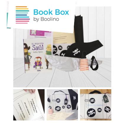 Boolino Book Box (descuento) - EL PEQUEÑO SAUL