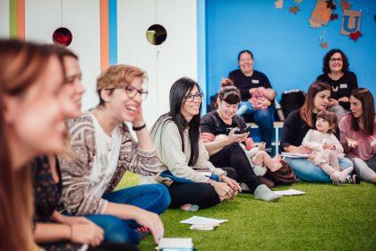INSTAmamasCAT taller de seo y posicionamiento